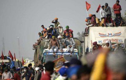 'We leave walkie-talkies on at night too… ours is a 24×7 job': How Devinder Singh ensures farmers' stir keeps going