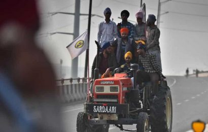 More farmers arrive from Haryana, Punjab; bandh likely to hit supply of rations for protesters