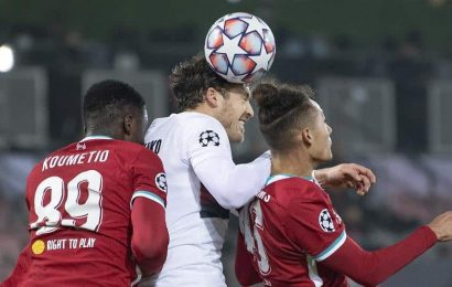 Liverpool scores its quickest CL goal in 1-1 at Midtjylland