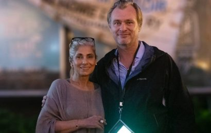 Dimple Kapadia's charisma and poise was apparent: Christopher Nolan