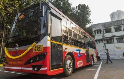 Mumbai:BESTto introduce 26 electric buses today