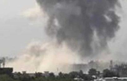 Afghanistan:2 explosions rock Kabul, 3 injured