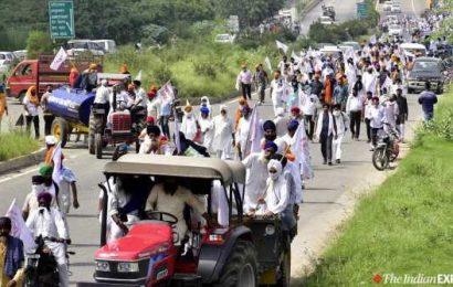 Khedut Samaj extends support to farmers' protest in Delhi