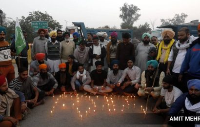 Farmers' protest: In Delhi, Congress lends hand; in Punjab, its fingers crossed