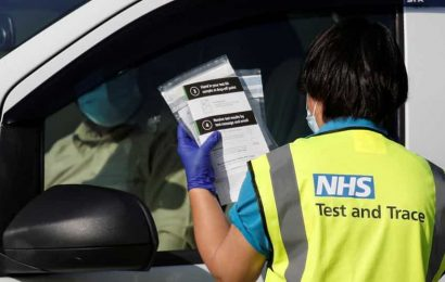 Britain approves use of Covid-19 self-test kit