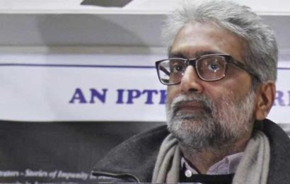 Bombay HC pulls up jail officials for denying eyeglasses to Gautam Navlakha