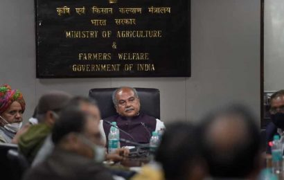 Farmers' protest: Ministers in huddle as farmers threaten to block Delhi-Jaipur highway
