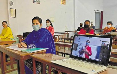 Covid-19 Pandemic: Year 2020 was of struggle, innovation for teachers
