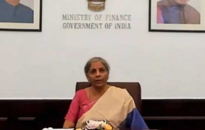 'Committed to MSPs; farm laws well thought out', says Nirmala Sitharaman