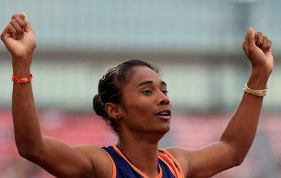 Hima Das, Dutee Chand to power 4X100m relay team for Tokyo berth