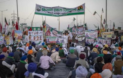 Farmers' stir: Forces deployed to deal with anti-social elements, says UP ADG