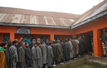 J-K DDC polls phase 4: Over 7 lakh voters to decide fate of 249 candidates