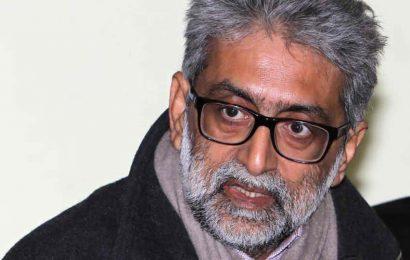 Bhima Koregaon case accused Gautam Navlakha denied specs sent via courier, say kin; Navi Mumbai jail authorities cite security concerns