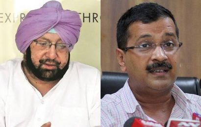 Amarinder, Kejriwal spar after Delhi notifies 1 of 3 farm laws
