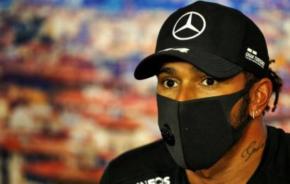 Lewis Hamilton tests positive for COVID-19, to miss Sakhir GP