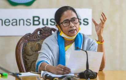 Remain on guard against new Covid strain: Bengal CM Mamata Banerjee to officials