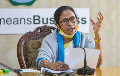 'BJP trying to break spine of Bengali culture through distorted facts': Mamata Banerjee