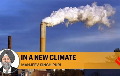 India must forge coalition with like-minded nations on climate change