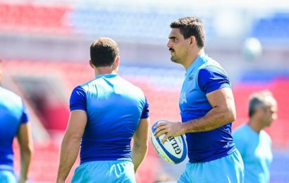 Argentina rugby team's Pablo Matera loses captaincy, suspended over racist posts