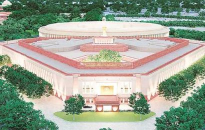 SC allows foundation laying ceremony of new Parliament building