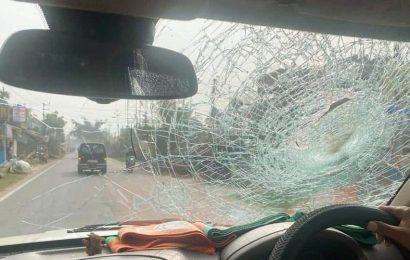 Nadda convoy attacked in Bengal, MHA seeks report