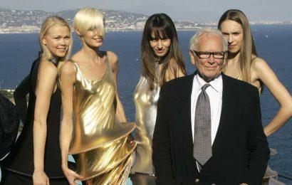 Pierre Cardin, famed French designer, dies at 98