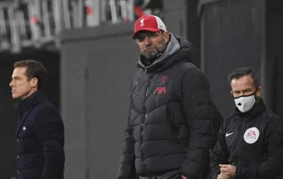 Injured Jota out for up to 2 months, says Klopp