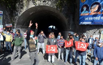 Situation normal in Shimla, mixed response to Bharat bandh in other parts of Himachal