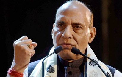 Experiment with laws for a year or two, change if needed: Rajnath Singh