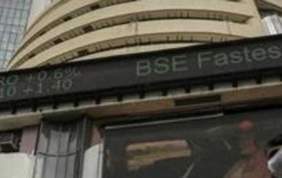 Sensex hits 45,000 for the first time after RBI revises GDP forecast