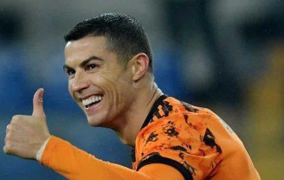 Serie A: Ronaldo net 2 as Juventus wins at Parma 4-0