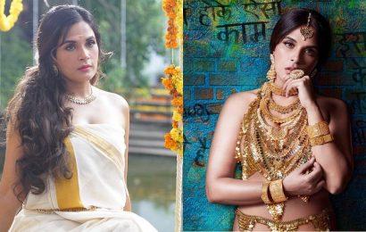 Shakeela teaser: Richa Chadha stuns as Shakeela