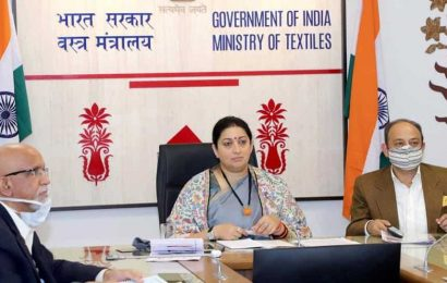 India produced 60mn PPEs, 150mn N-95 masks till Oct from zero in March: Smriti Irani