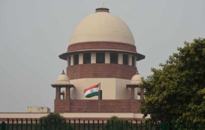 Govt 'fully responsible' for burdening this court: Supreme Court