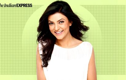 In styling, there is a fine line between loud and dramatic: Sushmita Sen