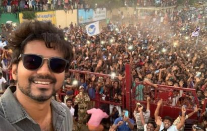 Thalapathy Vijay creates history as his selfie becomes the most retweeted tweet of 2020