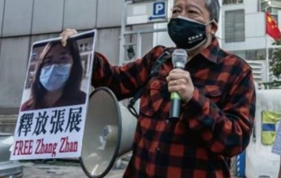EU seeks China to release jailed citizen journalist