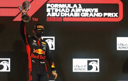 Max Verstappen ends F1 season with processional win in Abu Dhabi