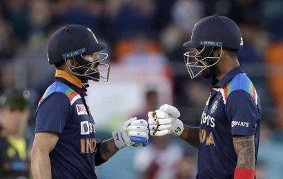 ICCT20I Rankings: KL Rahul breaks into top 3, Virat Kohli moves up