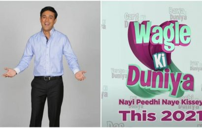 Wagle ki Duniya to return in new avatar with Sumeet Raghavan
