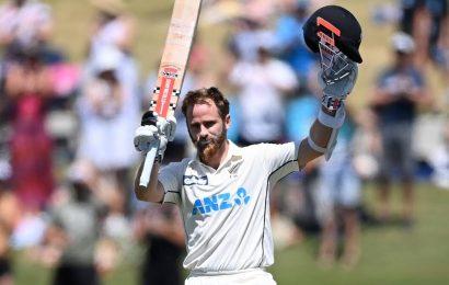 Kane Williamson century boosts New Zealand on Day 2 in first Pakistan Test