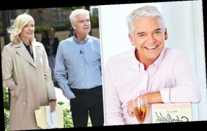 Phillip Schofield reveals 'pinch me moment' in solo project as he addresses future move
