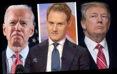 Dan Walker: BBC host fears 'challenging' Joe Biden term after Trump supporter chaos