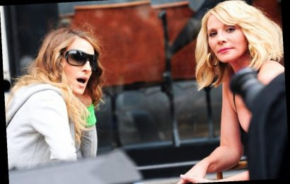 Sarah Jessica Parker Speaks on Kim Cattrall After 'Sex and the City' Revival Announcement