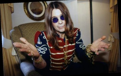 Ozzie Osbourne's Pre-Fame Job Was Gross — ' I Did Nothing But Throw Up'