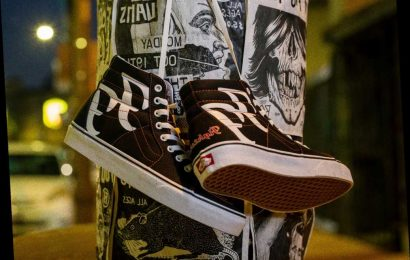 Foo Fighters Unveil New Sneaker Collaboration With Vans