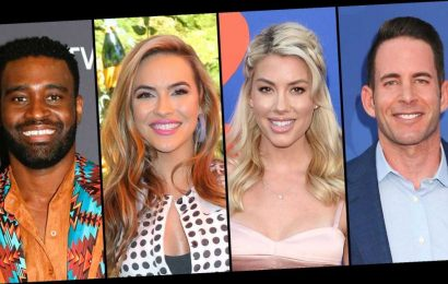 Double Date! Tarek Dishes on Cabo Vacay With Heather, Chrishell and Keo