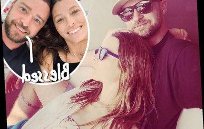 Justin Timberlake & Jessica Biel Are 'Happy' Living Away From Hollywood With Silas & Baby Phineas!