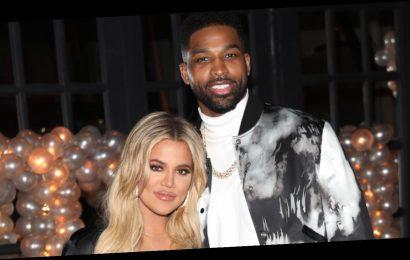 Tristan Thompson Celebrates Khloe Kardashian Returning Home From Family Vacation!
