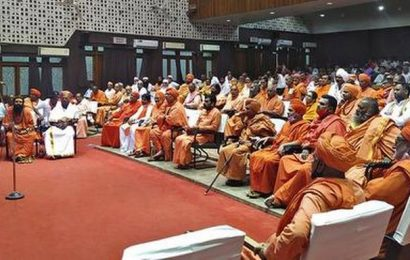 VHP holds meeting of seers of NK and Maharashtra